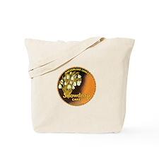 Snowdrop Cake Tote Bag