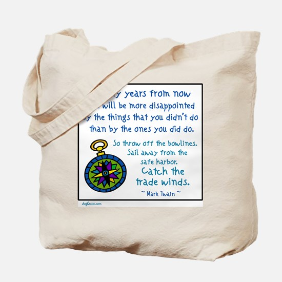 Trade Winds Tote Bag