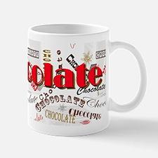 Chocolate Small Small Mug