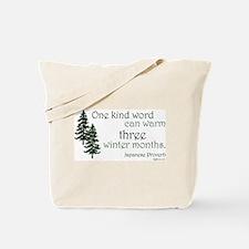 Kind Word Tote Bag