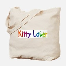 Kitty Lover Tote Bag