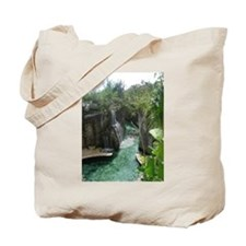 Underground Rivers Tote Bag