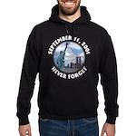 9/11 WTC Statue of Liberty Hoodie (dark)