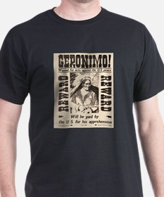 Geronimo Reward T-Shirt