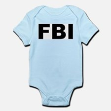 FBI Infant Creeper