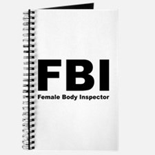 FBI Female Body Inspector Journal
