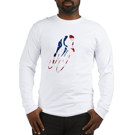 USA Cycling Long Sleeve T-Shirt