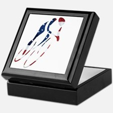 USA Cycling Keepsake Box
