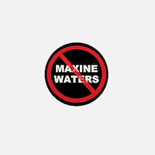 Anti Maxine Waters Mini Button