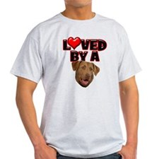Loved by a Chesapeake Bay Ret T-Shirt