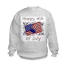 4th of July Celebration Sweatshirt