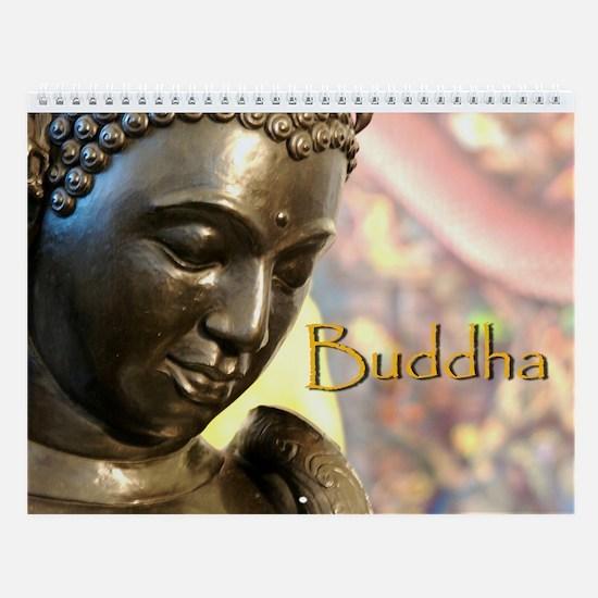 Buddha 3 Wall Calendar