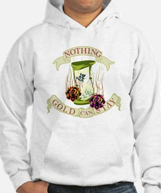 Nothing Gold Can Stay Jumper Hoody
