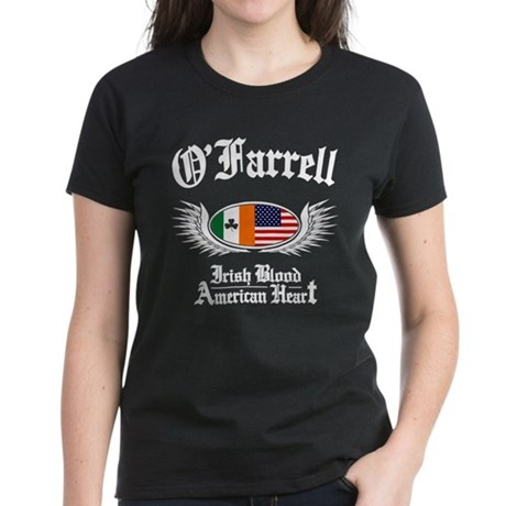 O'Farrell Women's Dark T-Shirt