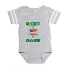 NEVER LEAVE Infant Bodysuit
