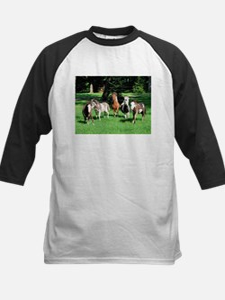 Foals on the Run Kids Baseball Jersey
