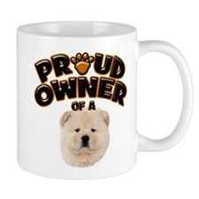 Proud Owner of a Chow Chow Mug