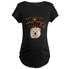 Proud Owner of a Chow Chow T-Shirt