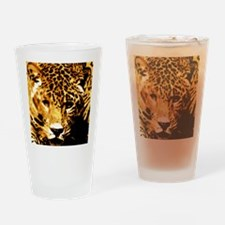 Cat Design 73 Drinking Glass