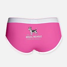 The Regal Beagle Women's Boy Brief