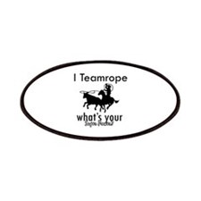 I Teamrope Patches