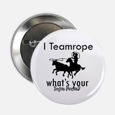 """I Teamrope 2.25"""" Button"""