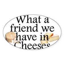 Cheeses Decal