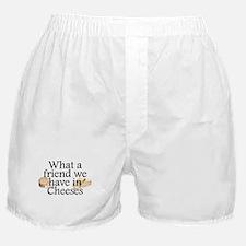 Cheeses Boxer Shorts