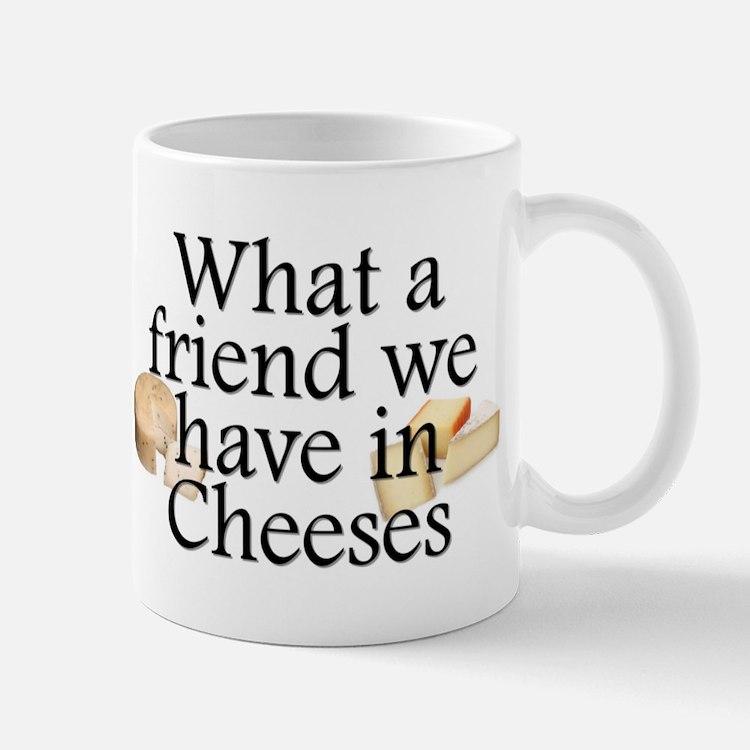 Cheeses Mug