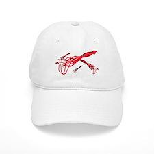 Giant Squid Baseball Cap