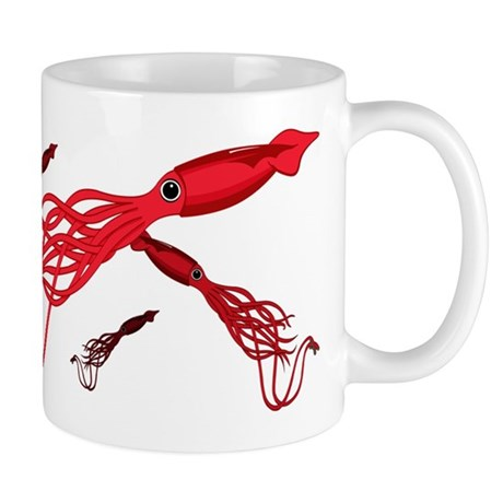 Giant Squid Mug