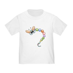 Funny Colorful Dragonfly T