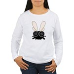 Bug Eyed Fly Women's Long Sleeve T-Shirt