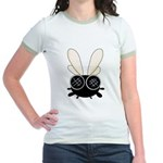 Bug Eyed Fly Jr. Ringer T-Shirt