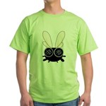 Bug Eyed Fly Green T-Shirt