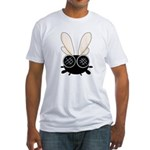 Bug Eyed Fly Fitted T-Shirt