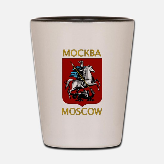Moscow Shot Glass