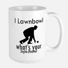 I Lawnbowl Mug