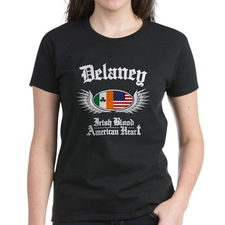 Delaney Women's Dark T-Shirt
