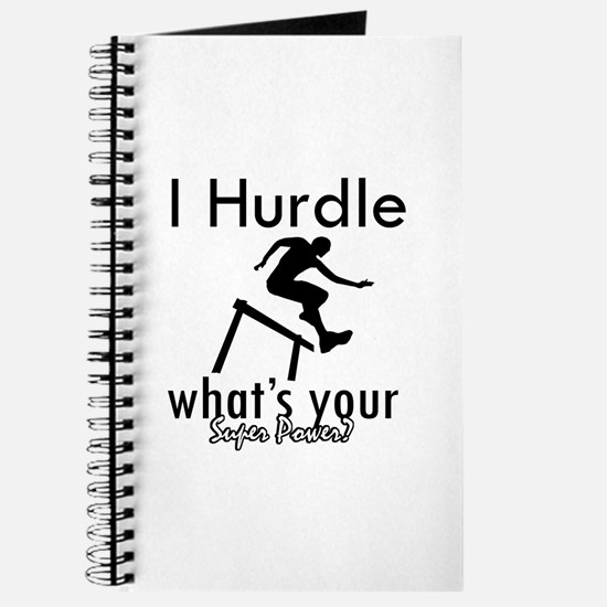 I Hurdle Journal