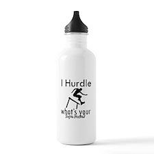I Hurdle Water Bottle