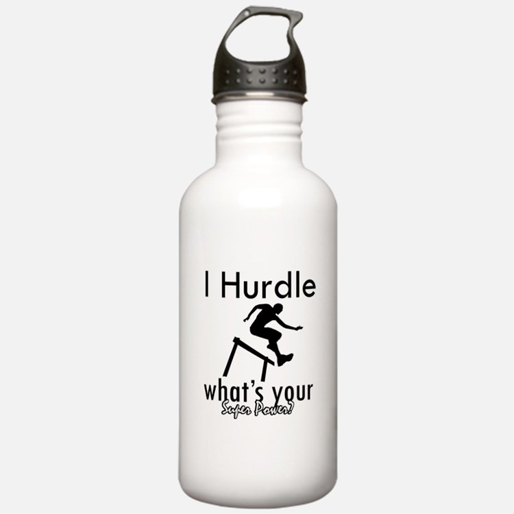 I Hurdle Water Bottle