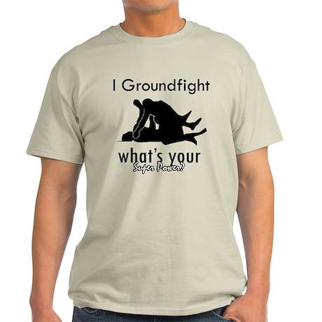 I Groundfight Light T-Shirt