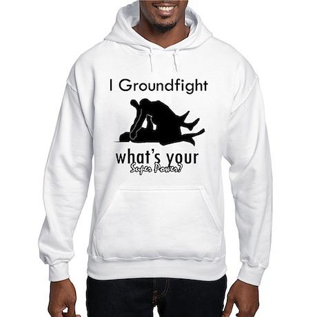 I Groundfight Hooded Sweatshirt