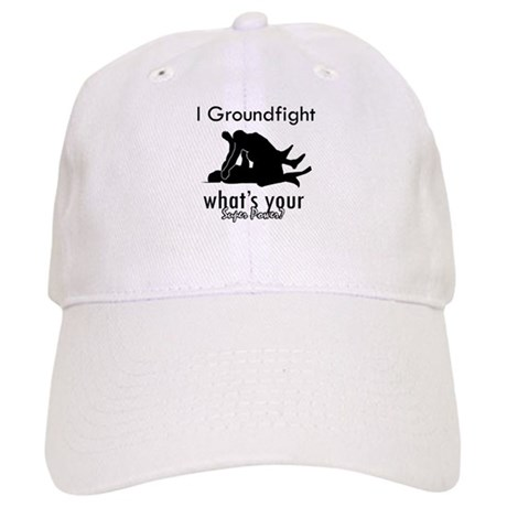 I Groundfight Cap