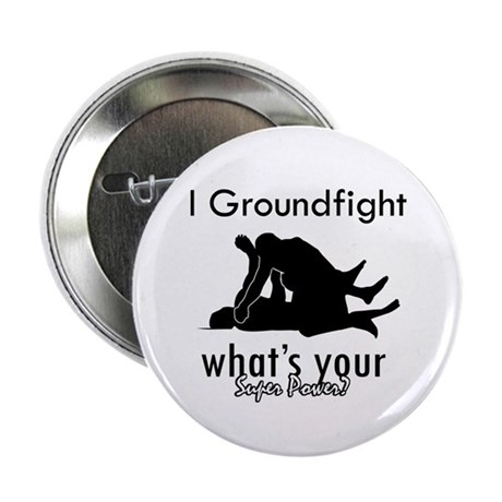 """I Groundfight 2.25"""" Button (10 pack)"""