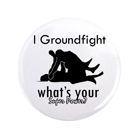 "I Groundfight 3.5"" Button (100 pack)"