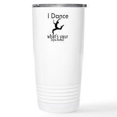 I Dance Travel Mug