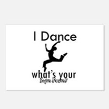 I Dance Postcards (Package of 8)