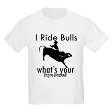 I Ride Bulls T-Shirt
